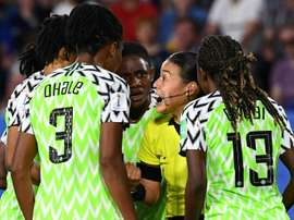 VAR has been heavily used at the Women's World Cup. AFP