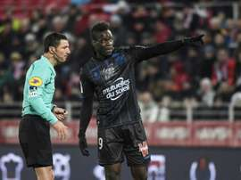 French league investigates racist abuse of Balotelli. AFP