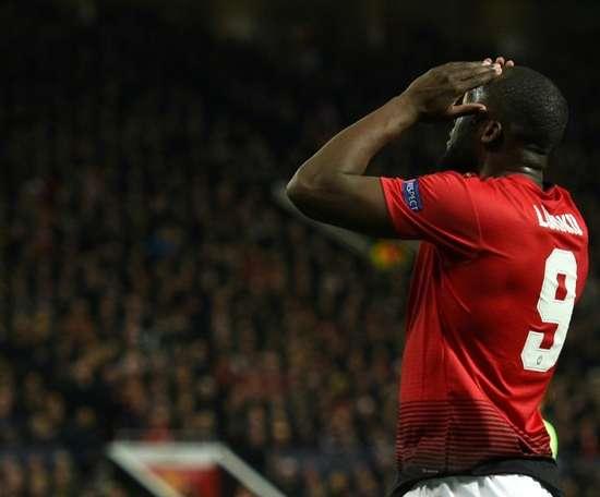 Lukaku pourrait faire un détour en Liga. AFP