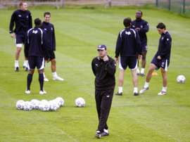 Ricardo returns to Bordeaux whom he coached between 2005 and 2007. AFP