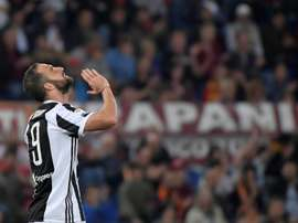 Higuain looks set to stay in the Serie A. Goal