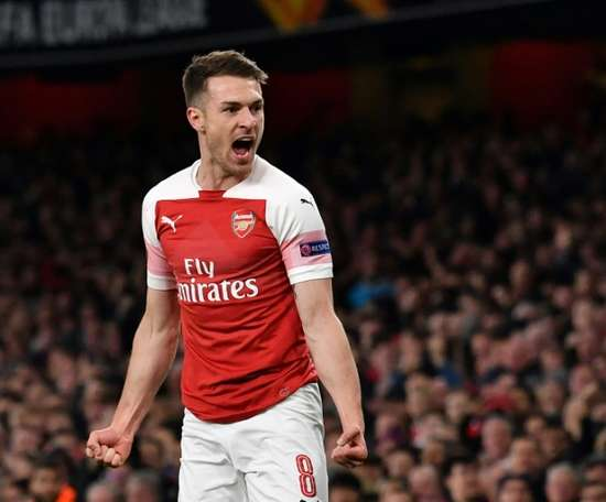 Arsenal are searching for a Ramsey replacement. AFP
