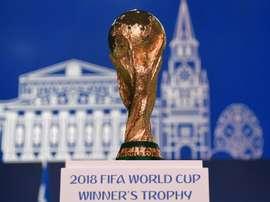 No Catar, será mantida tradicional quantidade de equipes. AFP