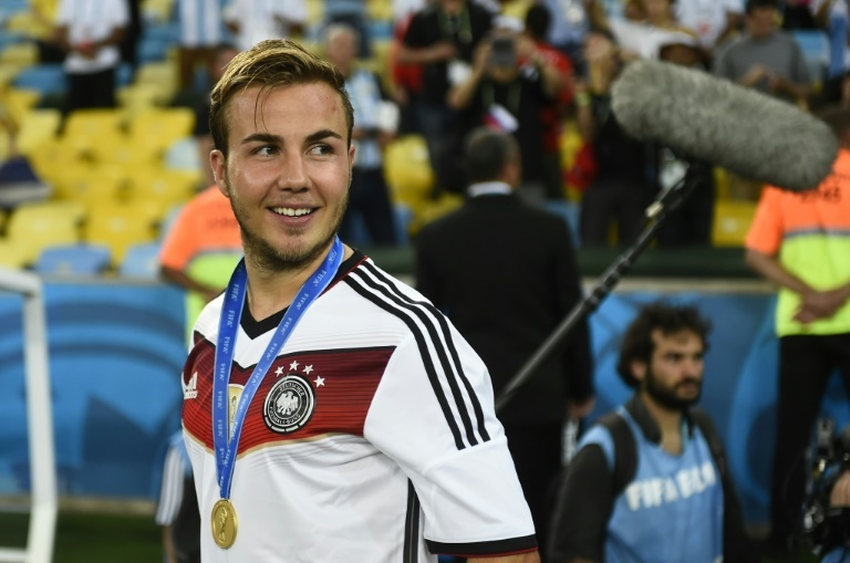 Dutch giants PSV sign World Cup victor Gotze