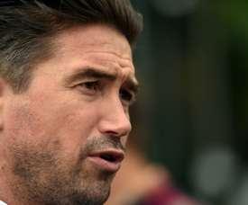 Notts County sacked the Australian. AFP