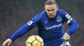 O Everton recebeu e venceu o Swansea por 3-1. AFP