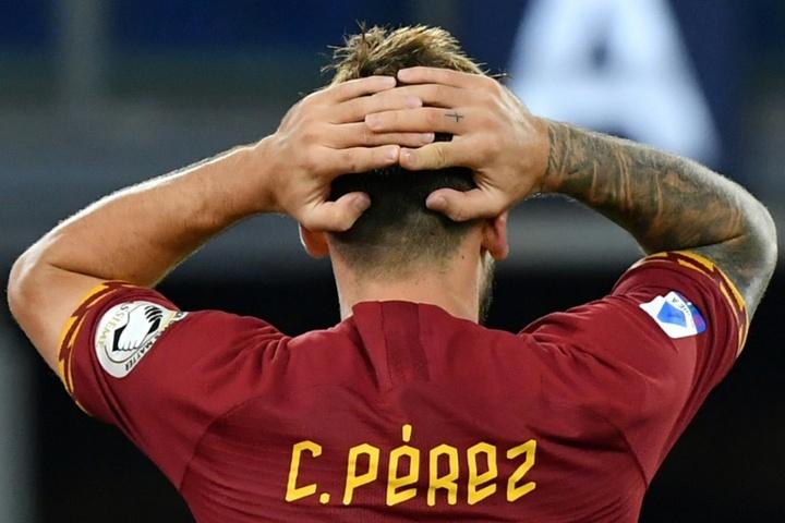La Roma non ha ancora chiuso il mercato in uscita. AFP