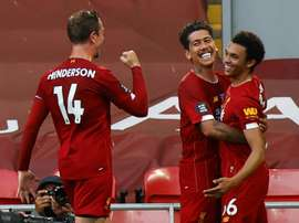 Liverpool title not possible without Klopp, says captain Henderson. AFP