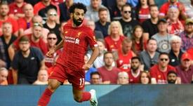 Klopp hails 'amazing' Salah as Liverpool down Arsenal