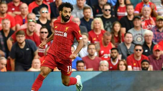 Klopp hails 'amazing' Salah as Liverpool down Arsenal