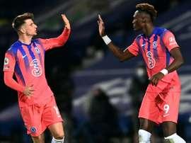 Chelsea drew 3-3. AFP