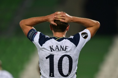 Tottenham face a tough financial situation. AFP