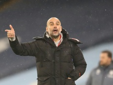 Guardiola hails 'genius' Allardyce. AFP
