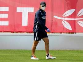 Silent night as La Liga restarts with Seville derby