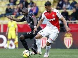 Dirar se lesionó ante el Tottenham. AFP