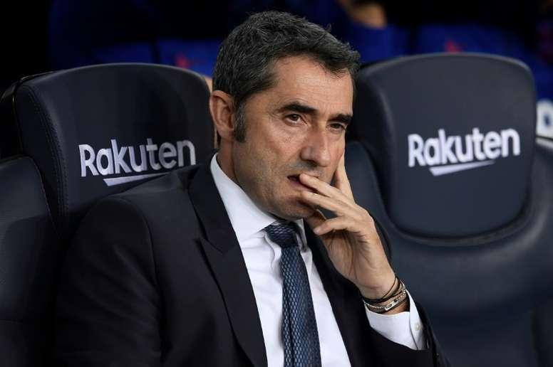 El Barça irá con todo a Praga tras aplazarse el Clásico. AFP