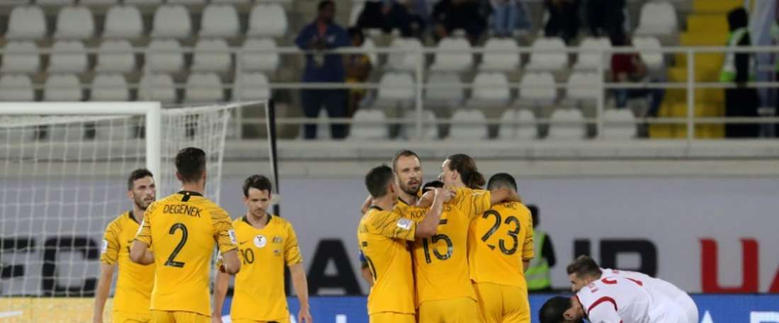Australia are attempting to defend the title they won in 2015. AFP