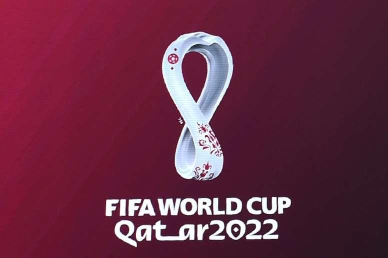 Qatar unveils 2022 World Cup logo round the globe. AFP