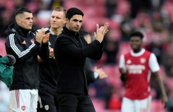 El Arsenal dejará al Barça con las ganas: Patiño, a un paso de renovar. AFP