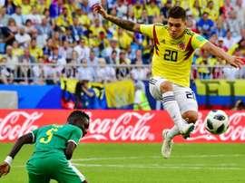 Tottenham tentará a contratação de colombiano. AFP