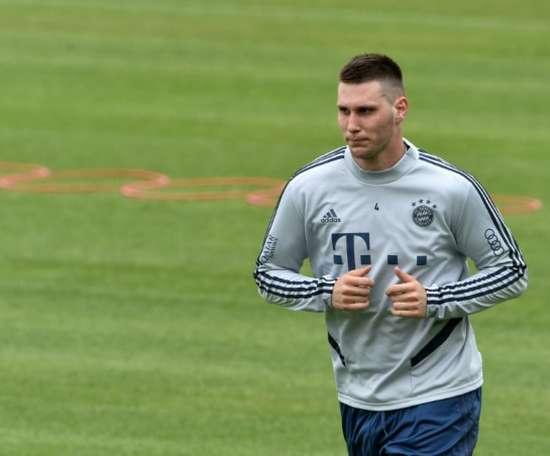 Suele set to make Bayern return in German Cup final. AFP
