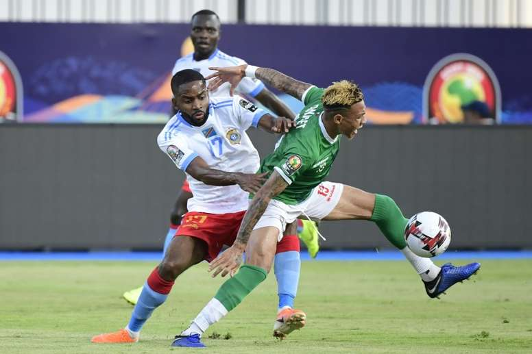Not many teams have done as well as Madagascar in their debut at AFCON tournament. AFP