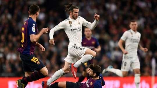 Bale plait au Bayern. AFP