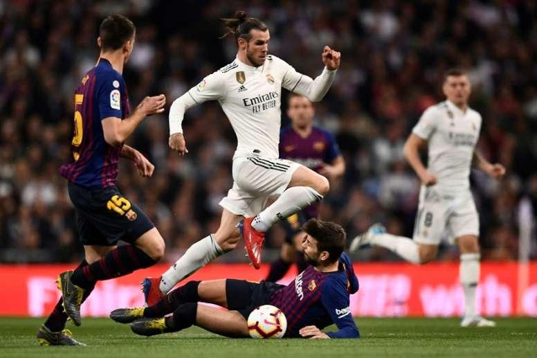 Barça e Real Madrid chiedono di giocare il 'Clasico' il 18 dicembre. AFP