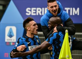 Marotta met fin au rêve de Tottenham : Lautaro restera à l'Inter. AFP