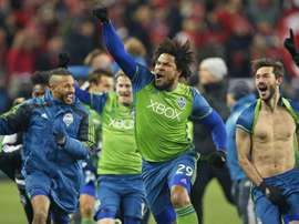 El campeón de la MLS refuerza su zaga. AFP