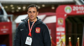 Cannavaro guides Guangzhou to Chinese league title. AFP