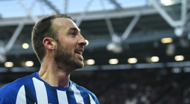Glenn Murray thinks the Premier League is coming back too early. AFP