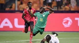 Mane missed a penalty he won himself. AFP