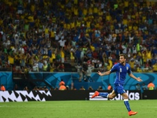 Marchisio has moved to Russia. AFP