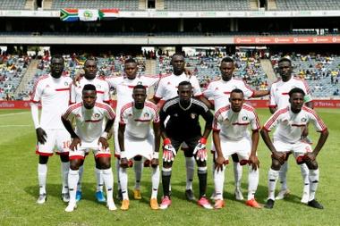 Sudan beat Chad. AFP