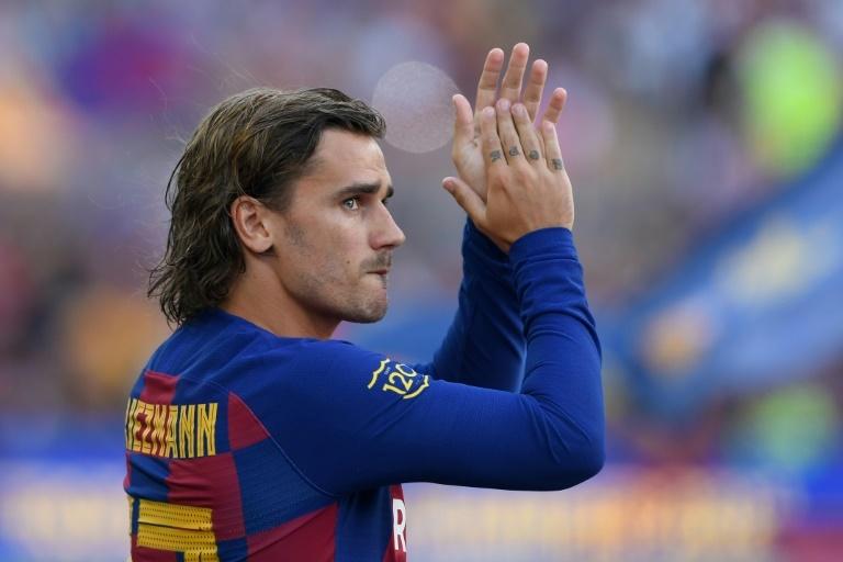 Le petit tacle de Valverde à Griezmann — FC Barcelone