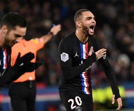 France's Kurzawa extends PSG deal until 2024. AFP