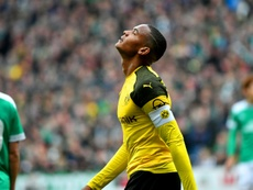 Akanji saw his side throw away a two goal lead in Bremen. AFP