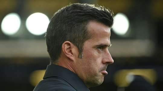 Marco Silva previously managed Watford in the Premier League. AFP