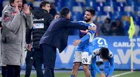 Demme and Elmas help resurgent Napoli beat Sampdoria