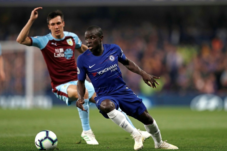 Lampard set to hold talks with Chelsea midfielder Kante