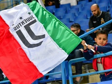 Juventus supporters can travel to France without any problems. AFP