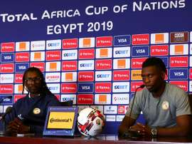 Cisse has led Senegal to their first AFCON semi-final in 13 years. AFP