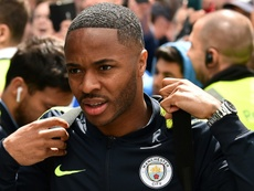 Raheem Sterling has been welcomed by the Premier League. AFP
