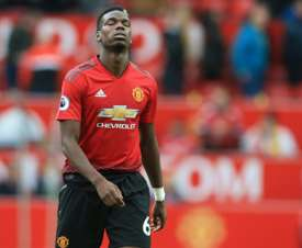 Pogba has suffered criticism from his manager and the media throughout his time at United. AFP