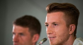 Reus is finally at the World Cup. AFP