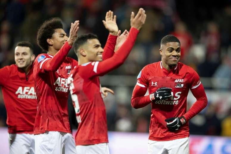 El rival de la Real en la Europa League empató 2-2 ante el Venlo. AFP
