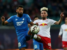 Kerem Demirbay is set to join Leverkusen after impressing in the last three years. AFP