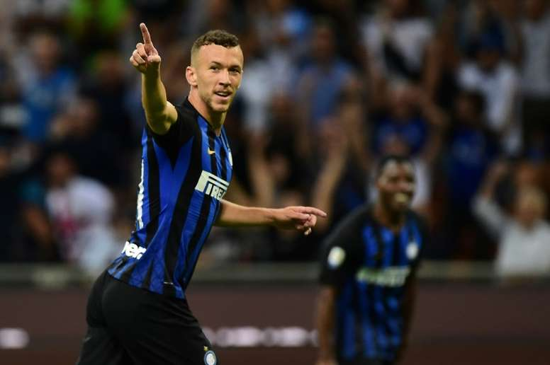 Perisic close to Bayern Munich move after undergoing medical. AFP
