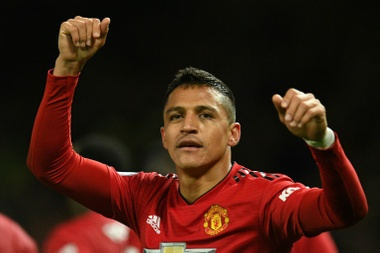Sanchez is reportedly considering ending his spell at Manchester United. AFP